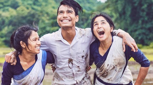 A still from director Rima Das' Bulbul Can Sing, which had its world premiere at the Toronto International Film Festival.(Courtesy TIFF)