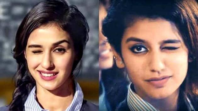 Watch Disha Patani channel a winking school girl à la Priya Prakash Varrier. (Instagram)