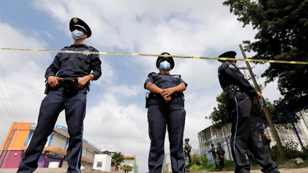 Drug gangs often leave severed heads as a warning to rivals or authorities.(Reuters File Photo/Representative image)