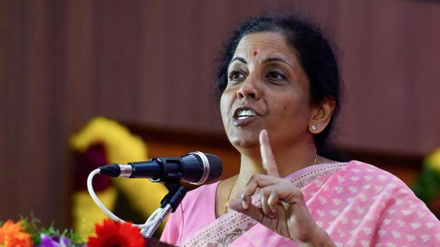 A government committee led by defence minister Nirmala Sitharaman on Tuesday approved procuring indigenous defence equipment worth Rs 9,100 crores.(PTI file photo)