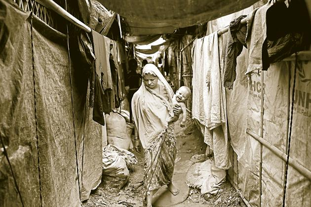 Rashida Begum, a Rohingya refugee woman at the Kutupalong camp in Cox's Bazar, Bangladesh, August 24, 2018(REUTERS)