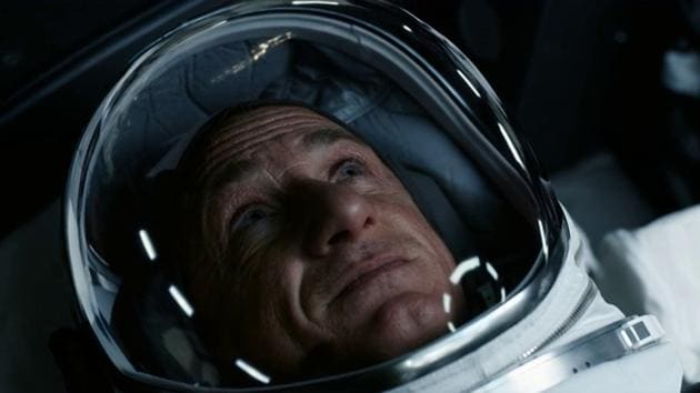 The First review: Sean Penn plays astronaut Tom Hagerty in the new show by House of Cards' Beau Willimon.