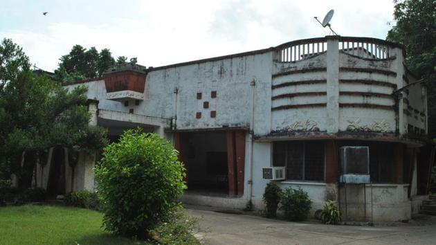 House of Mahadevi Verma.(HT Photo)