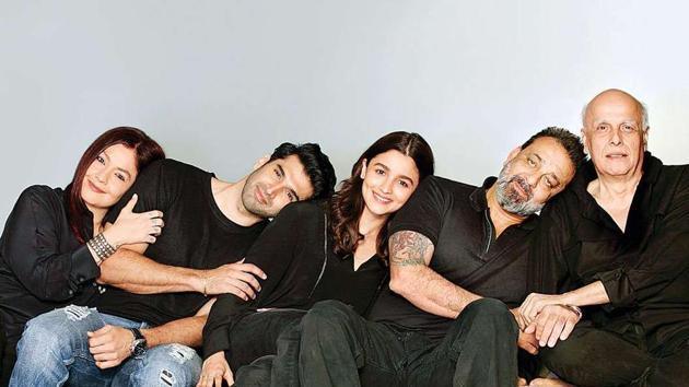 Sadak 2Mahesh Bhatt returns to direction after 19 years with Sadak 2, starring daughters Alia Bhatt and Pooja Bhatt, Sanjay Dutt and Aditya Roy Kapur.