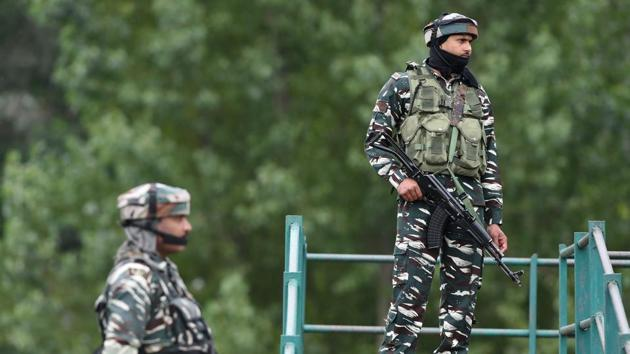 India carried out surgical strikes on September 29, 2016 on seven terror launch pads across the Line of Control.(AFP File Photo)