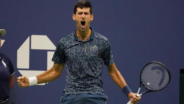 File image of Novak Djokovic.(AFP)