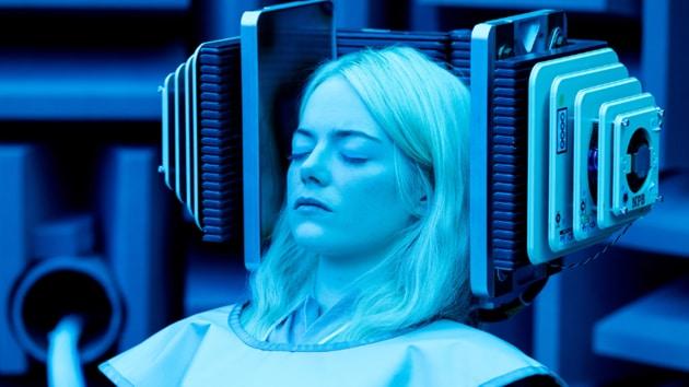 Maniac review: Emma Stone and Jonah Hill star in Cary Joji Fukunaga's trippy new Netflix show.(Netflix)
