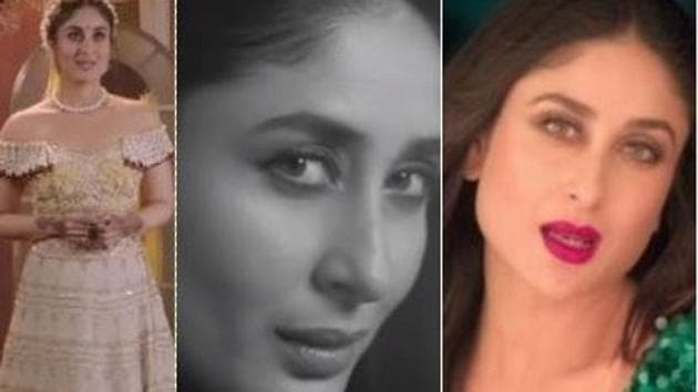Whether it's the runway, or a red carpet look or gym gear, Kareena makes sure hers is always the latest fashion goal!(Kareena Kapoor , Veere Di Wedding (YouTube))