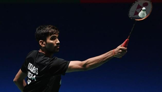 File picture of India's Kidambi Srikanth(AFP)