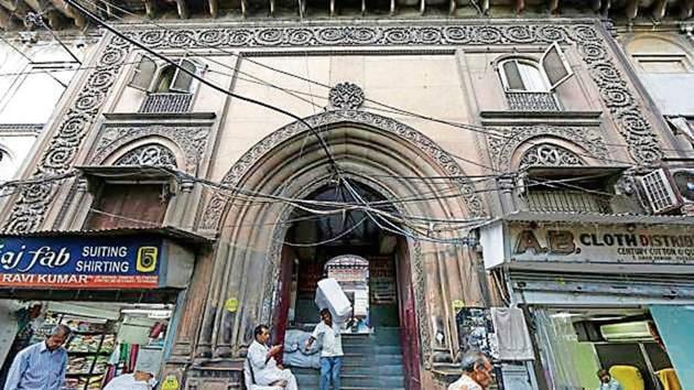 The booklet will be distributed for free among haveli owners at the workshop on Saturday.(HT FILE PHOTO)
