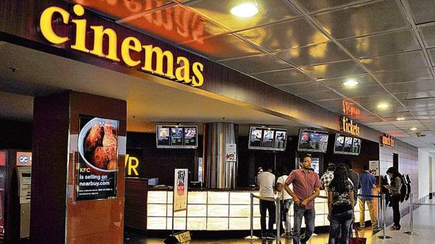 One of the biggest reasons why regional cinema could not succeed in the state was the preference given by owners of single-screen theatres to Hindi movies over Haryanvi movies.(HT FILE PHOTO)