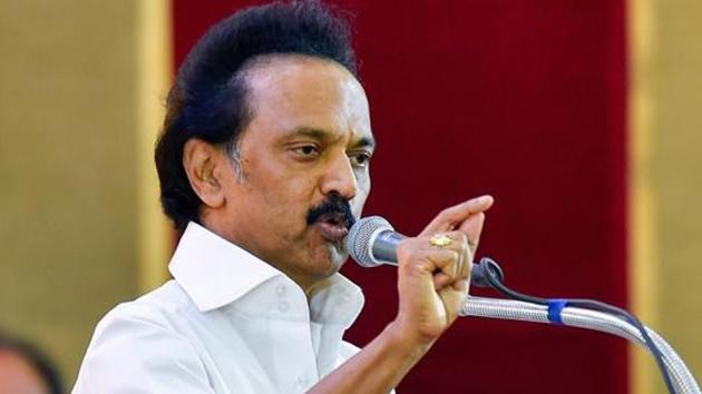 Opposition DMK Sunday announced it would stage state-wide protests against the ruling AIADMK on corruption, in a bid to counter the arch rival's move against it on the Sri Lankan Tamils issue.(PTI File Photo)