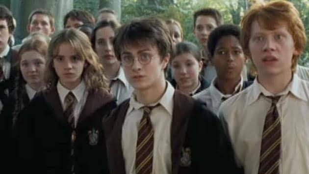 Yuvraj Singh's wife Hazel Keech has revealed that she was part of three Harry Potter films.