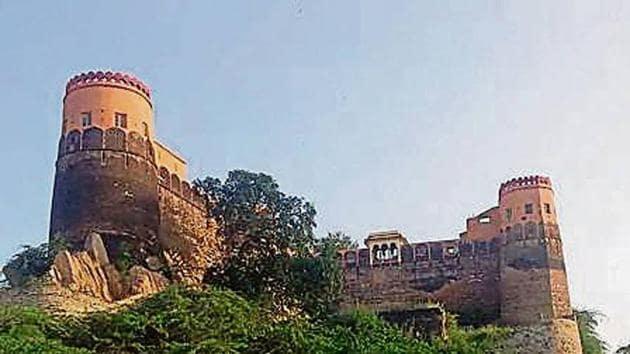 Tourism at Madhogarh Fort will accelerate Aravalli deforestation