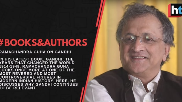 Gandhi: The Years That Changed The World by Ramachandra Guha