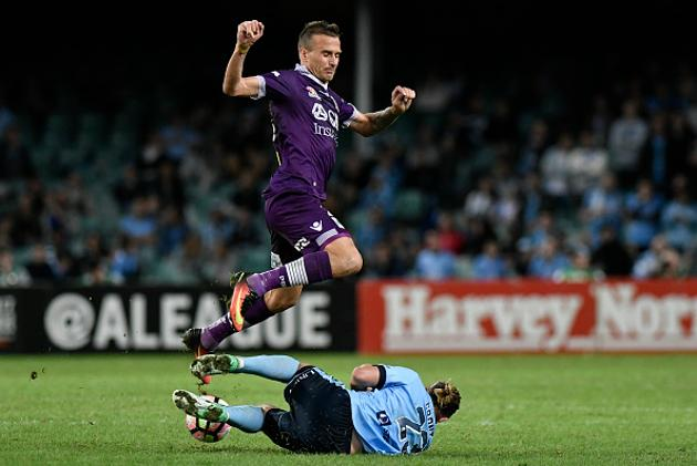 File picture of Lucian Goian(Action Plus via Getty Images)