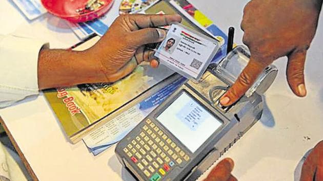 The Supreme Court, on September 26, 2018, upheld the constitutional validity of Aadhaar allowing the government to mandate the unique identity number to access subsidies and welfare schemes.(AFP File Photo)