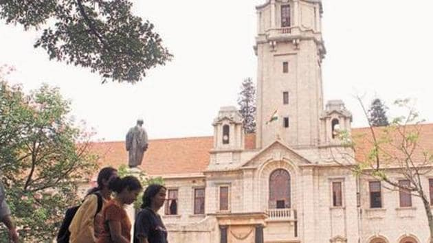Indian Institute of Science, Bengaluru, has retained its position in Times Higher Education's (THE) world university rankings 2019 as the highest-ranked centre in the country.(HT File Photo)