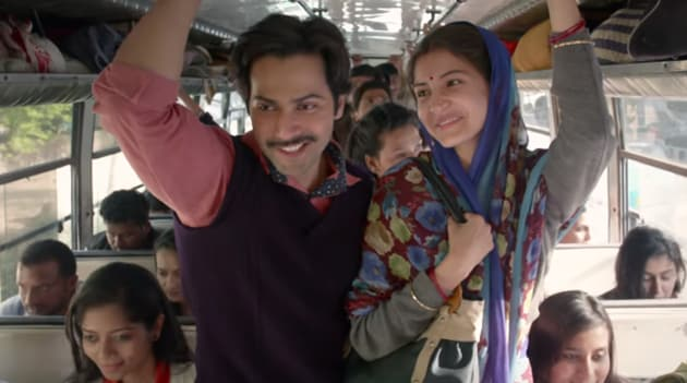 Sui Dhaaga movie review: Varun Dhawan and Anushka Sharma lead director Sharat Katariya's new film.