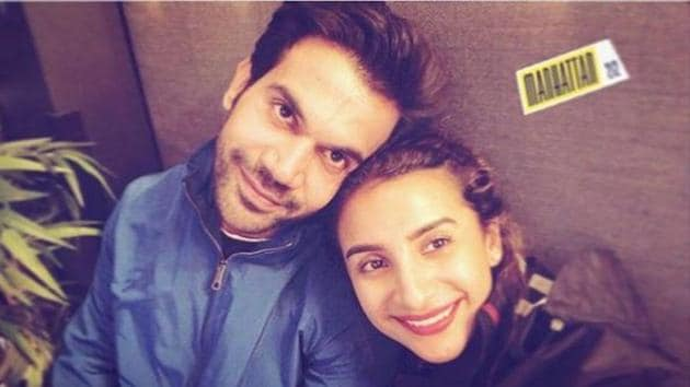 Rajkummar Rao and Patralekha discuss travelling, movies and acting.(Instagram)