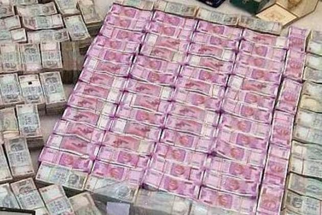 As per EC data, during the assembly polls in Karnataka in May, over Rs 130 crore was seized.(PTI/Picture for representation)
