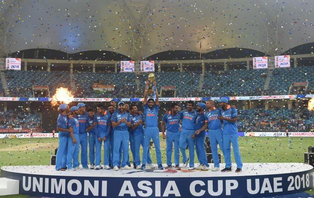 Sachin Tendulkar hails India's Asia Cup triumph
