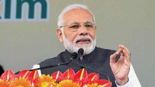 Prime Minister Narendra Modi made the remark while addressing the nation on the 48th edition of 'Mann ki Baat' on Sunday.(PTI File Photo)