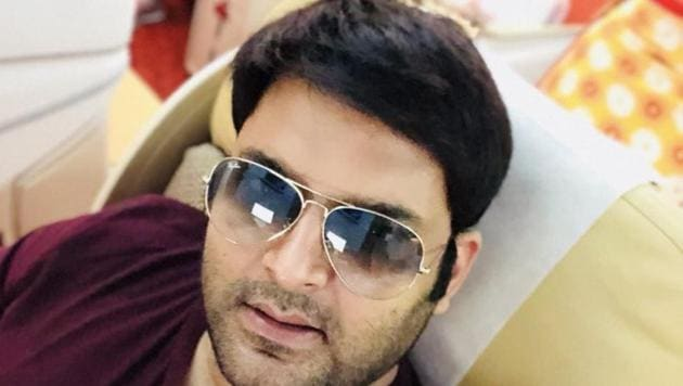 Kapil Sharma has been keeping busy on Twitter with frequent posts and pictures.(Twitter)