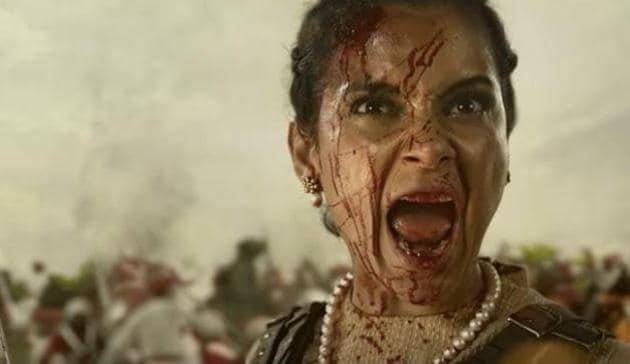Manikarnika teaser shows Kangana Ranaut's Rani Laxmibai taking on the British.