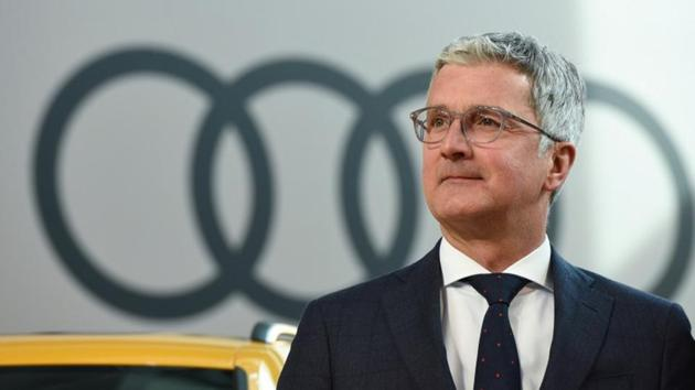 Suspended Audi CEO Rupert Stadler joined the company in 1990 and had been with Volkswagen ever since. He became Audi CEO in 2007 and joined Volkswagen's management board three years leader.(REUTERS)