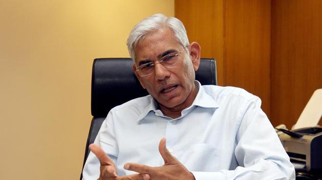 File image of BCCI CoA head Vinod Rai.
