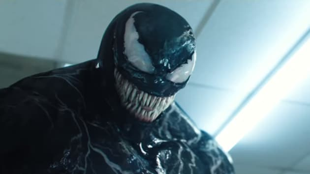 Venom movie review: Tom Hardy delivers a bravura performance in the largely meh Venom.