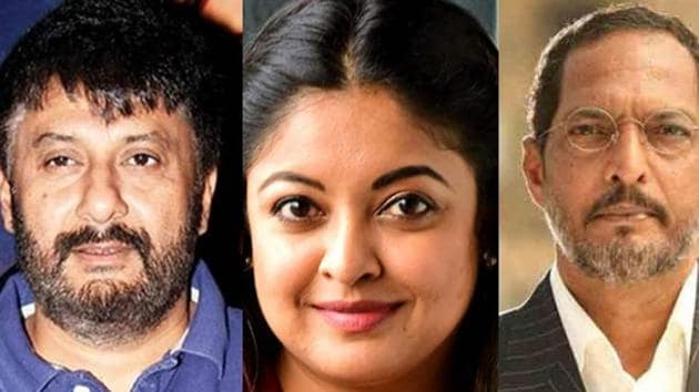 Tanushree Dutta hits back at Nana Patekar and Vivek Agnihotri after they serve her with legal notices.