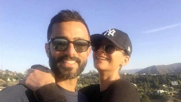 Sonam Kapoor's throwback photo proves she and Anand Ahuja were meant to be. (Instagram)