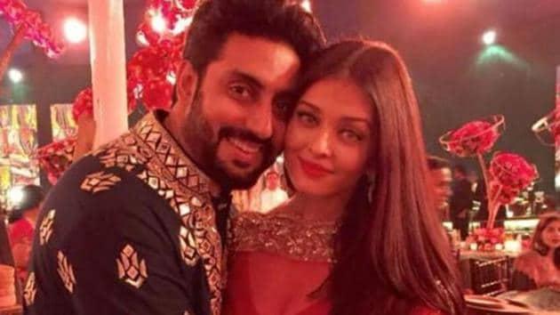 Aishwarya Rai and Abhishek Bachchan married in 2007.