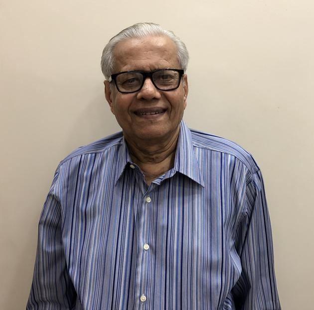 Learning is a continuous process irrespective of age, time or year, says Vikram Mehta.(HT PHOTO)