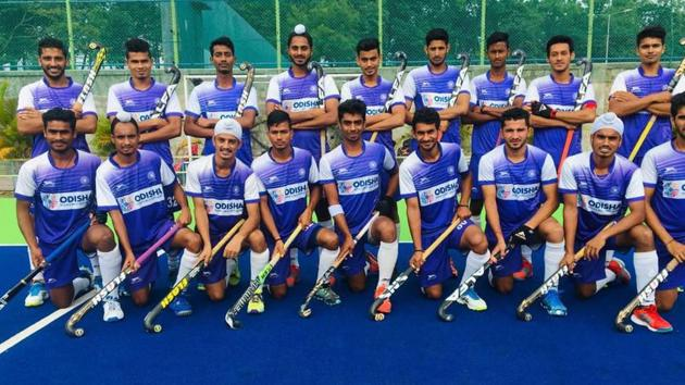 On the opening day of the tournament, the Indians had registered a hard fought 2-1 win over hosts Malaysia.(Hockey India)