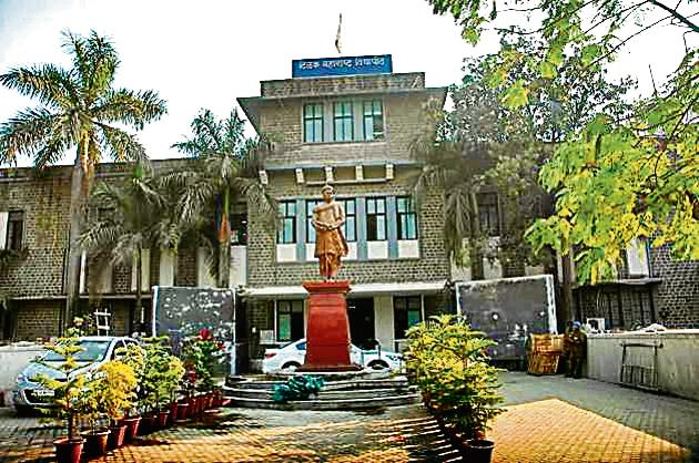 Tilak Maharashtra Vidyapeeth has been clouded in a number of controversies in the last few years.(HT PHOTO)