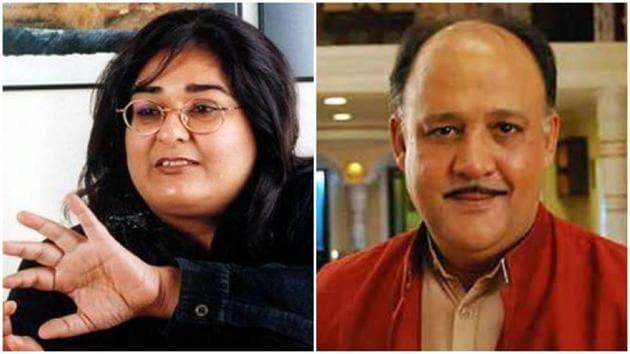Alok Nath denies Vinta Nanda's allegations against him.