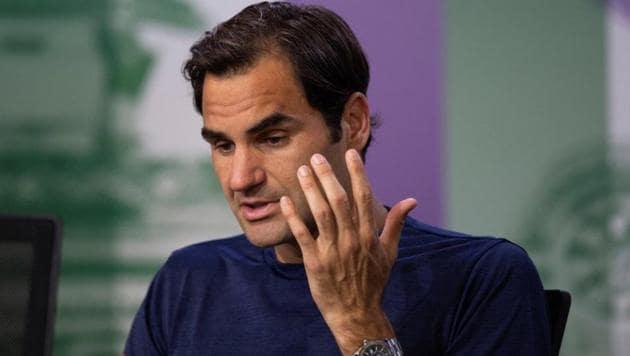 File picture of Roger Federer(REUTERS)