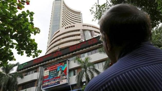 The Sensex was up by 461.42 points or 1.35 per cent at the Wednesday's closing.(Reuters)