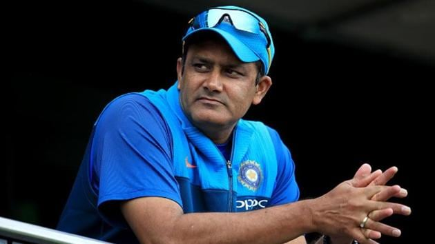File image of former India captain Anil Kumble.(PA Images via Getty Images)
