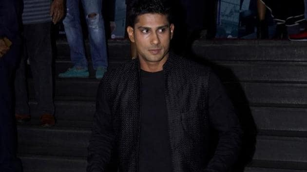 Actor Prateik Babbar's car allegedly dashed a scooter on the Panaji- Mapusa highway Wednesday evening following which a case of rash driving was registered against him.(IANS File Photo)