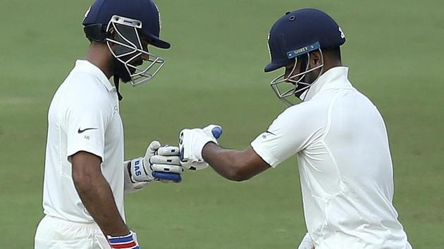 India vs West Indies, 2nd Test, Day 2: Score and updates(AP)