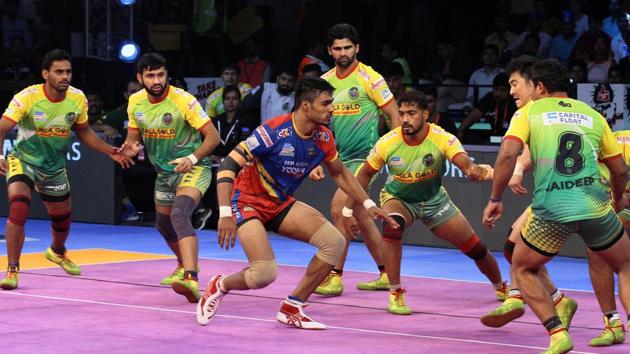 After losing their first match, Patna Pirates have won their last two matches in Pro Kabaddi League 2018.(Pro Kabaddi)