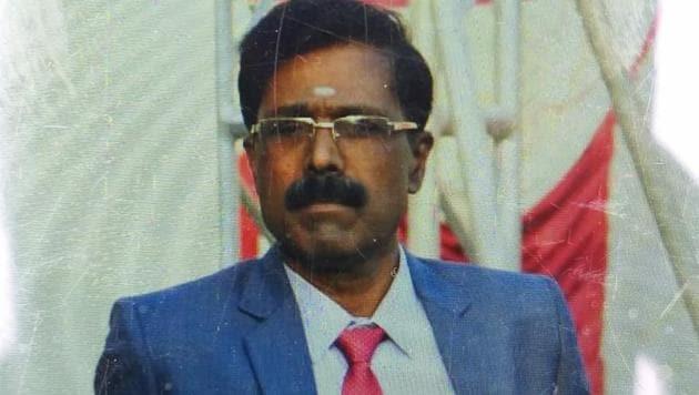 Ranganath, chairman of Havanur Public School(Handout)