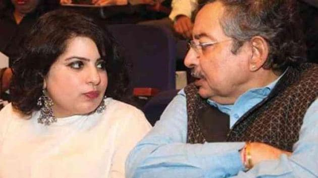 Mallika Dua has addressed sexual harassment allegations against father Vinod Dua in her Instagram post.