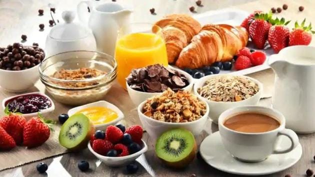 Different countries have their own staple breakfast routines, in European countries like France and Spain, a piece of bread or pastry with strong coffee is what comprises breakfast.(Shutterstock)