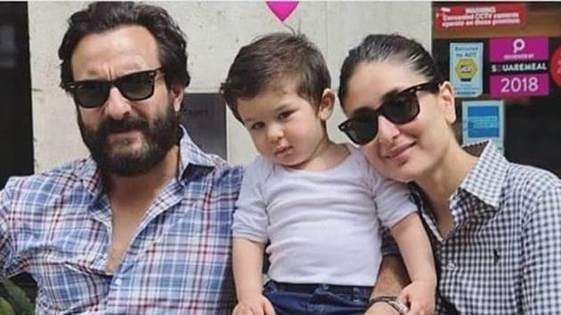 It is Tim: Taimur Ali Khan corrects paparazzi as they call out his