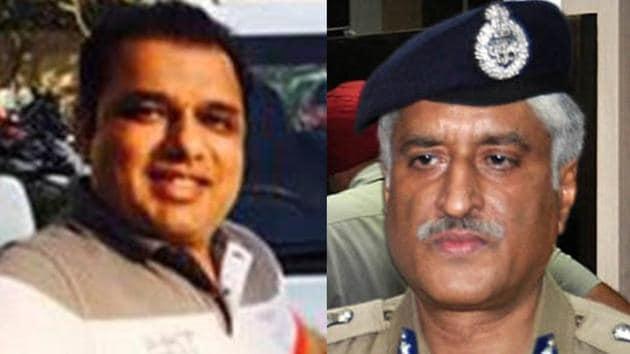 Amandeep Skoda and Sumedh Singh Saini(HT File)